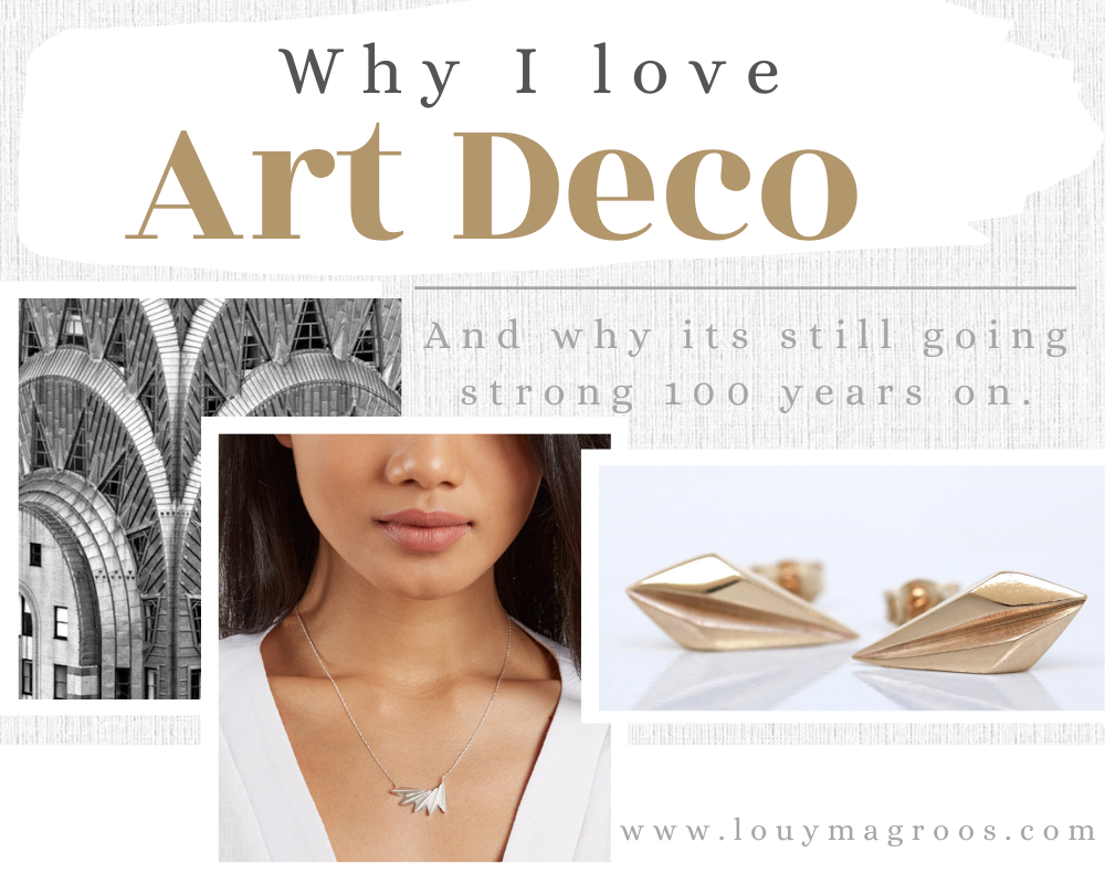 Why I love Art Deco, and why it is still going strong 100 years on