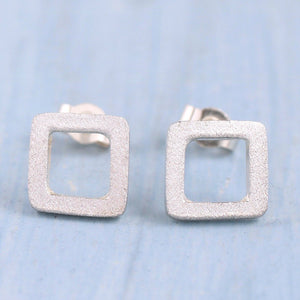 simple earrings