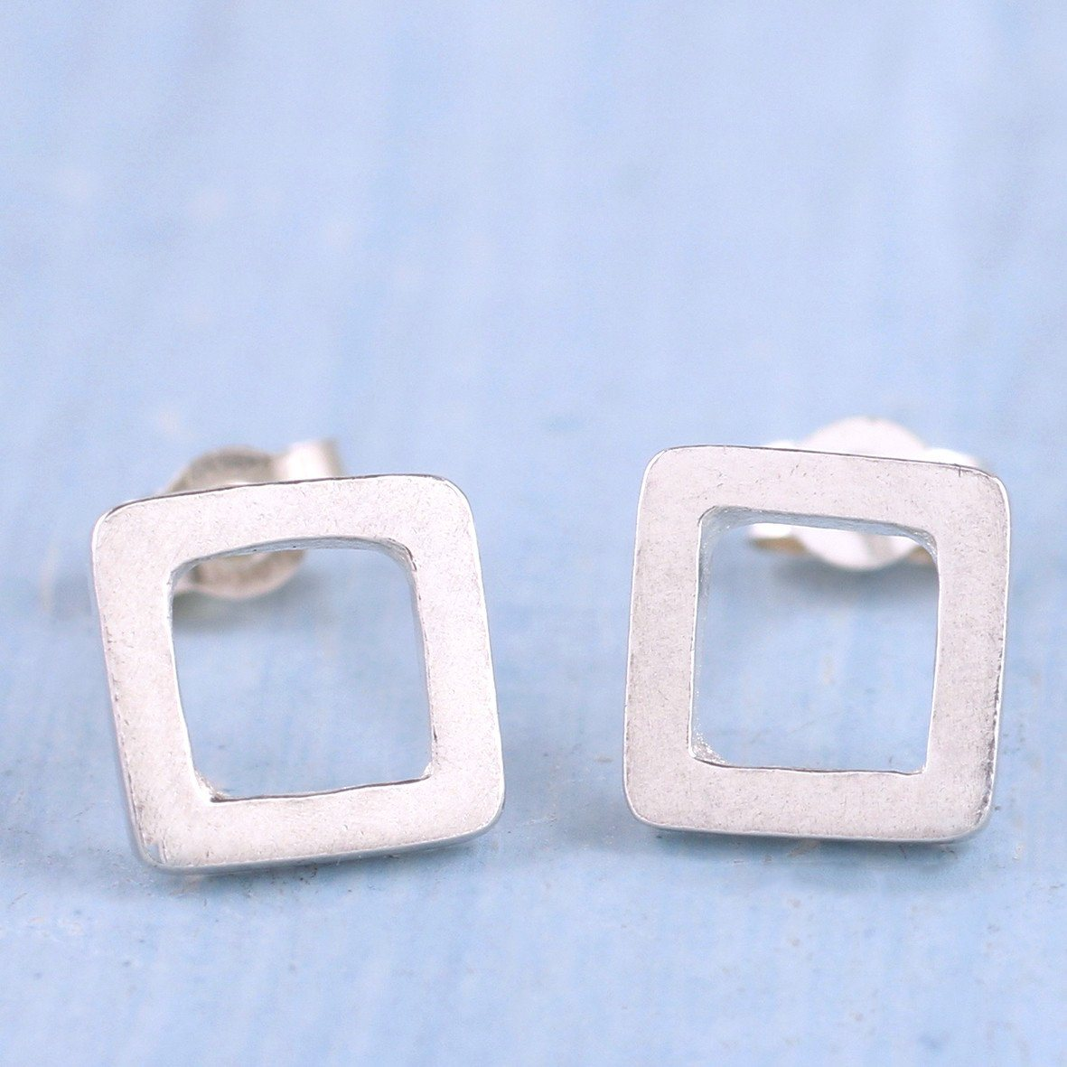 tiny stud earrings