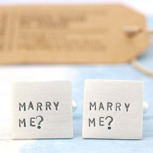 proposal keepsake for him
