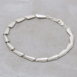 Art Deco Flow Bracelet