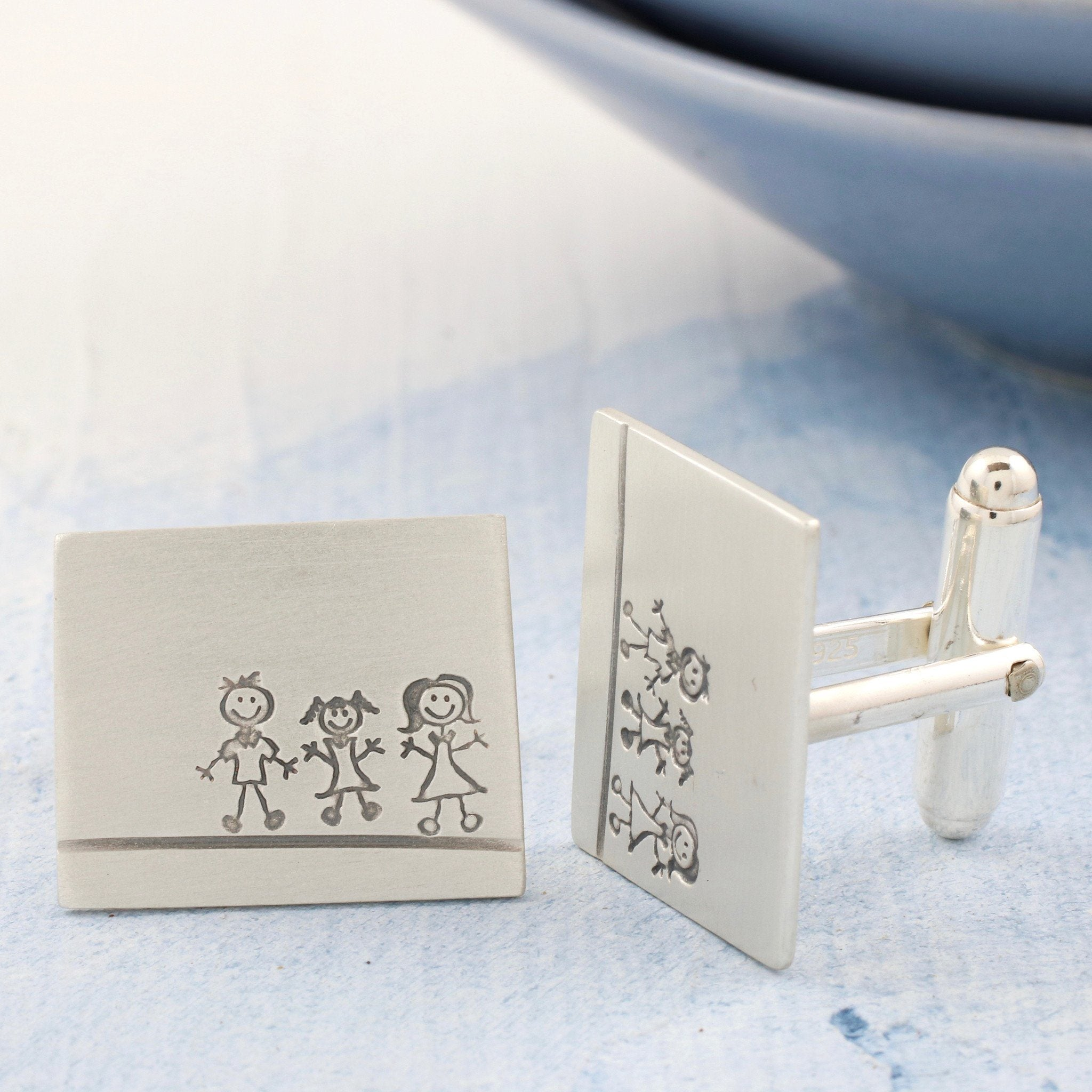 custom cufflinks for dad