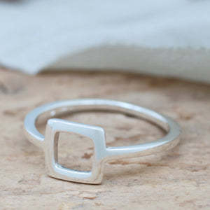 simple square ring