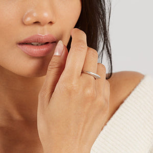 asymmetric ring