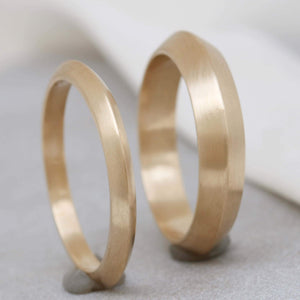 handmade wedding bands
