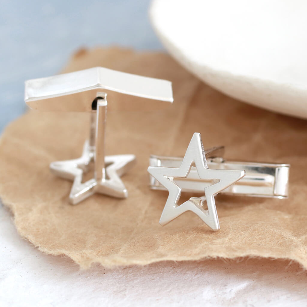 Congratulations cufflinks gift