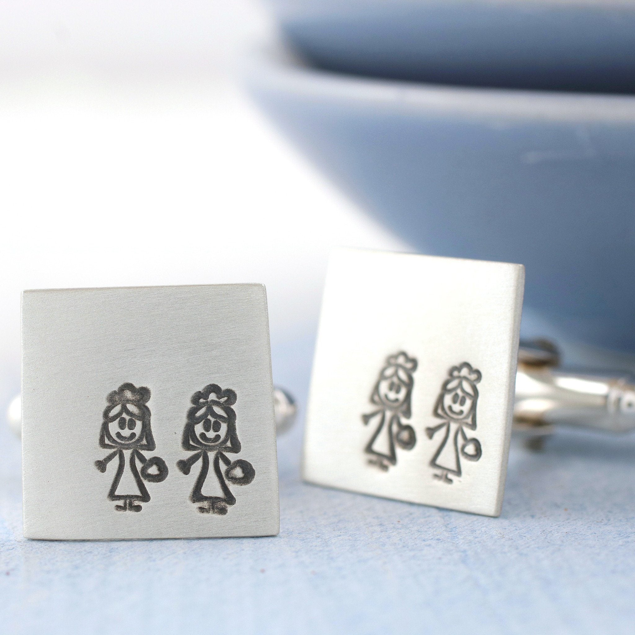custom wedding cufflinks