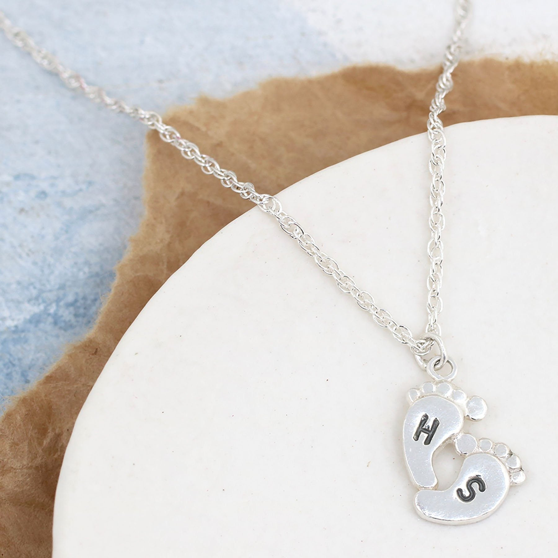 personalised mum necklace