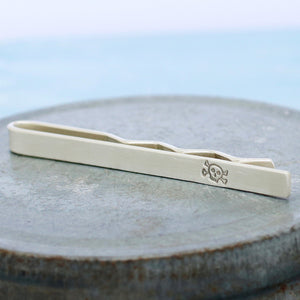 pirate tie bar