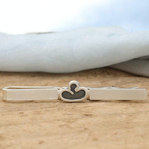 Cloud Tie Clip. Thinking Of You Gift For Friend