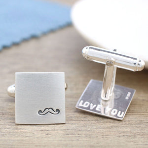 groom cufflinks gift