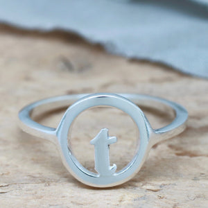 signet ring womans