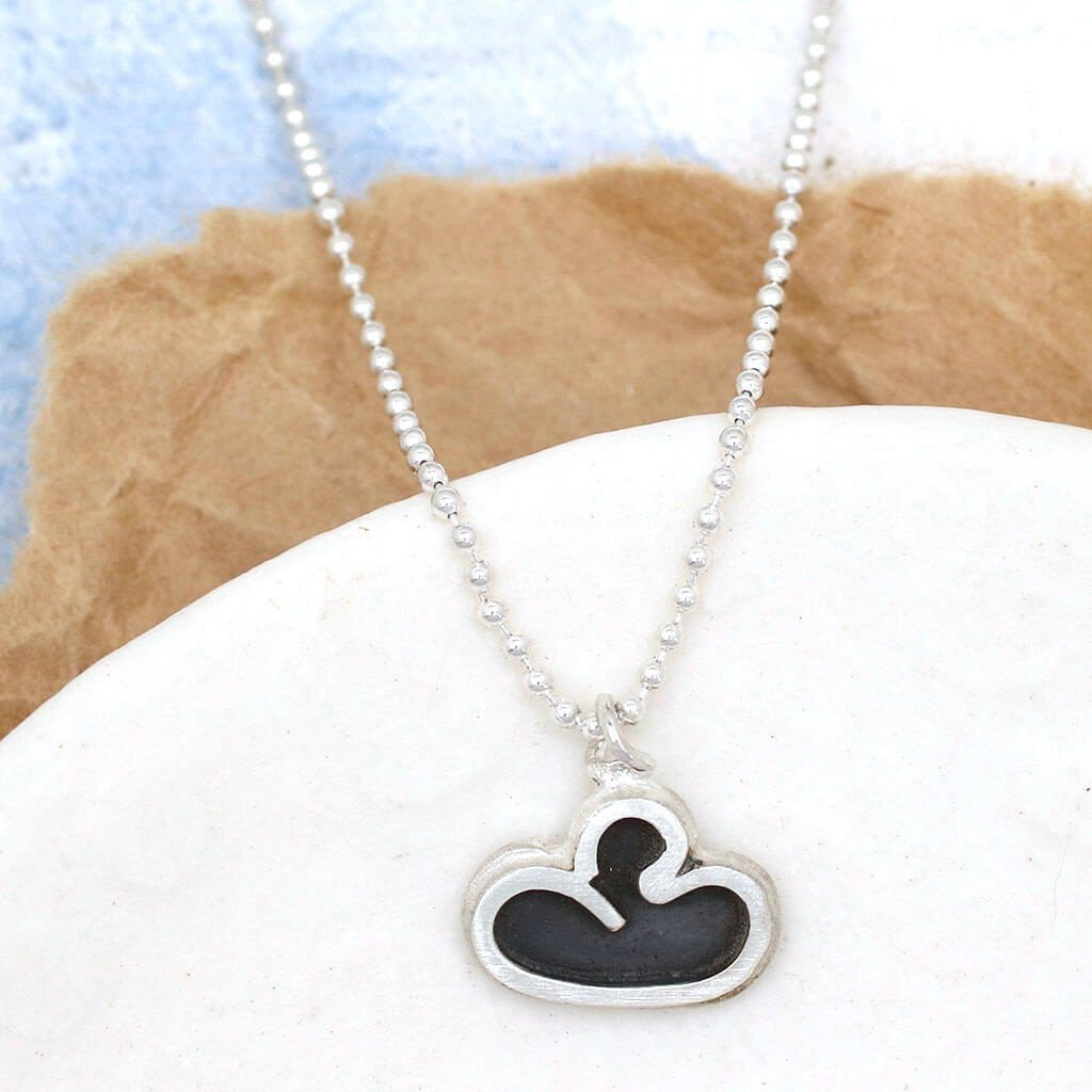 silver lining cloud jewellery