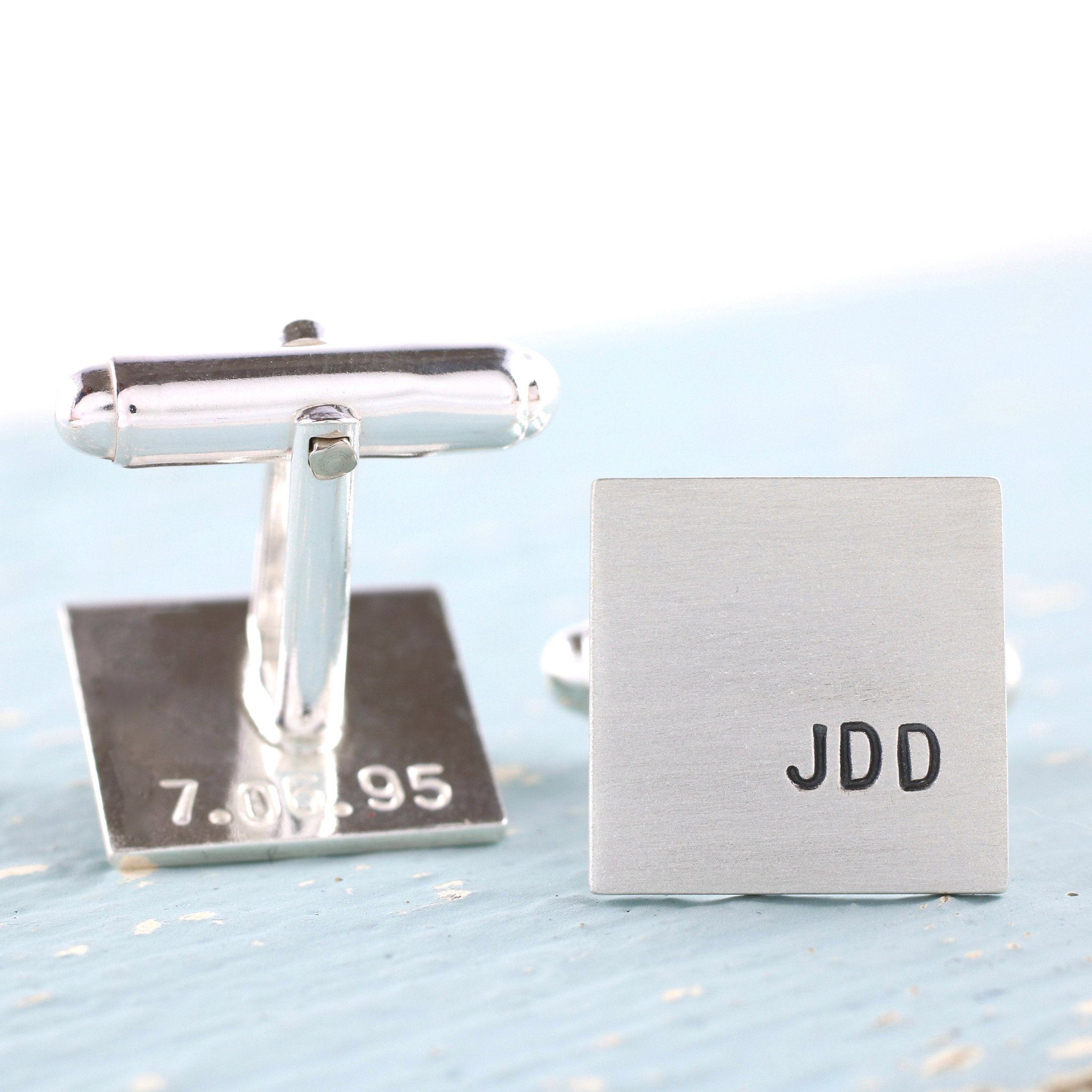 cufflinks for groomsmen