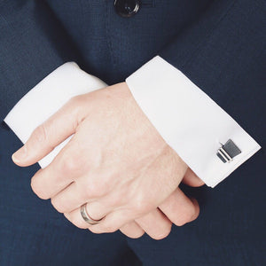 Unique cufflinks for him
