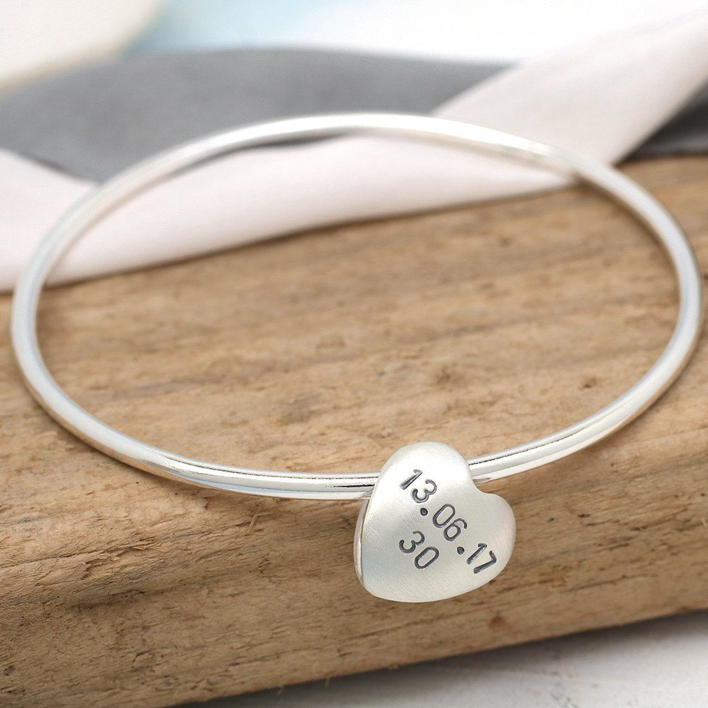 solid silver bangles