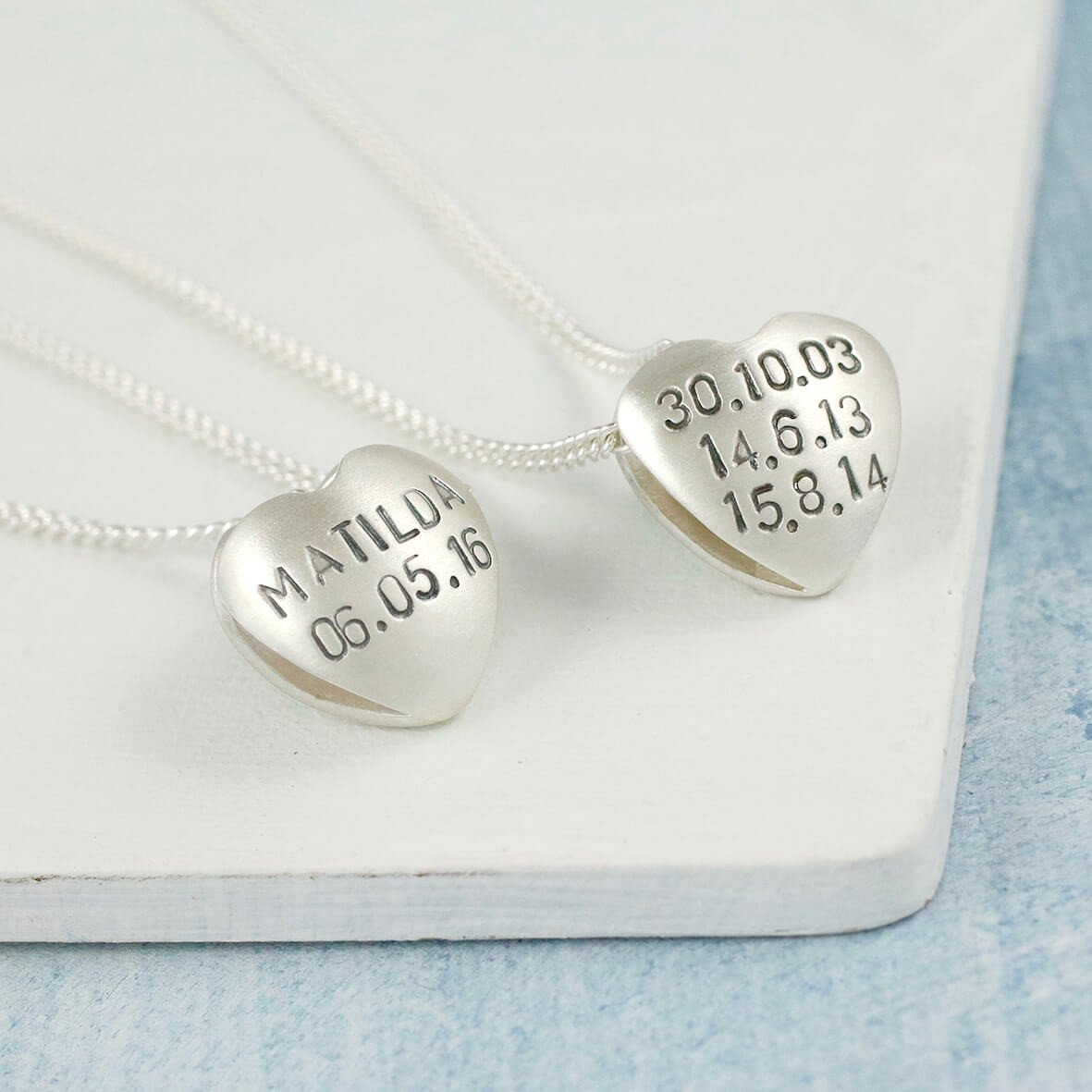 push present necklace