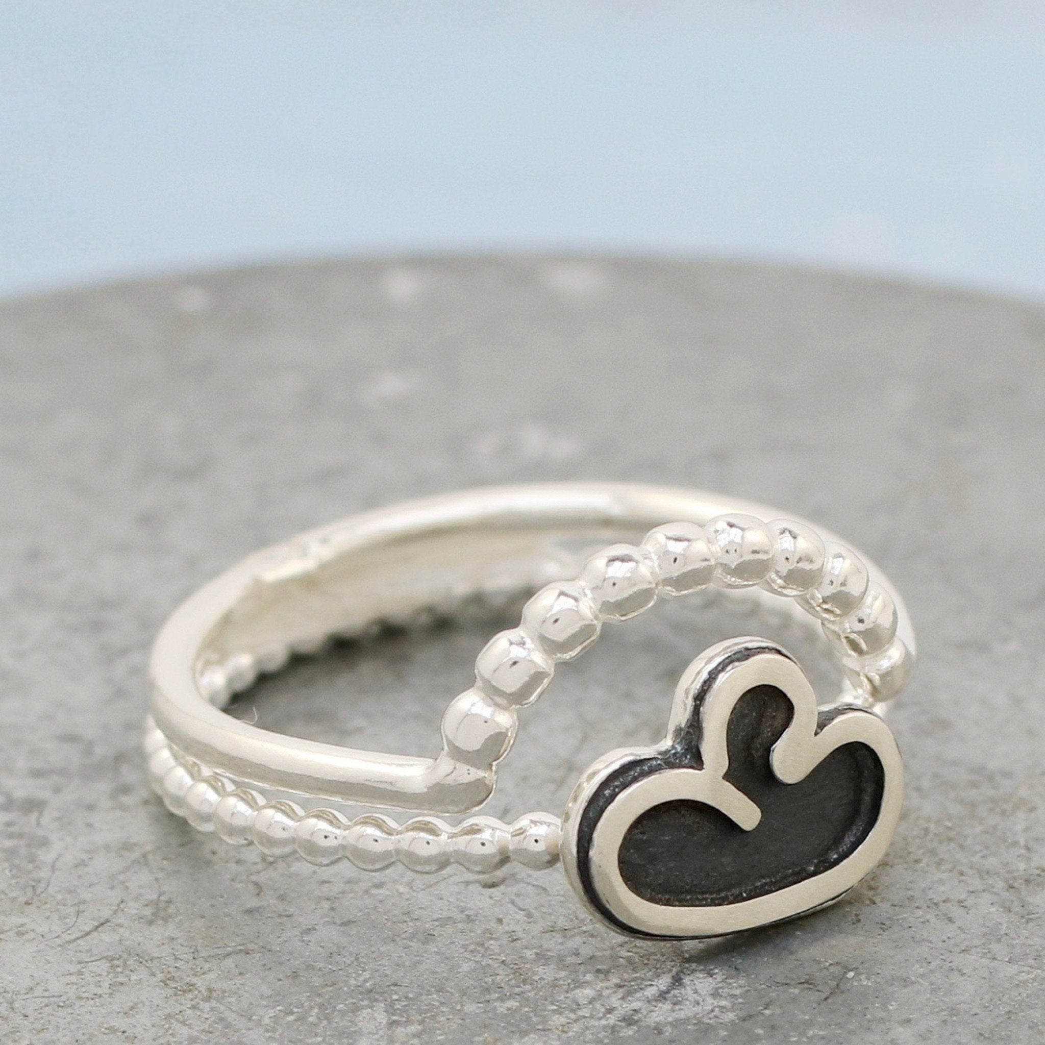 stackable cloud ring