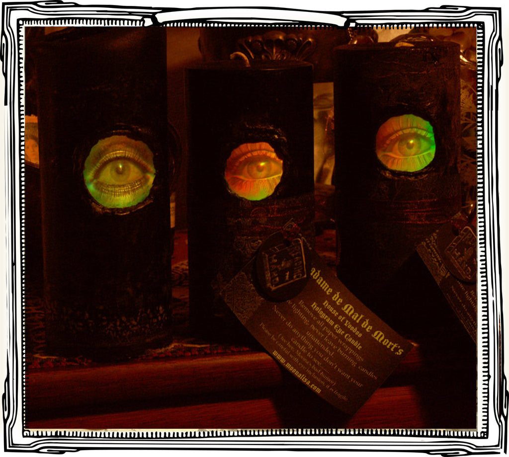 All Seeing Eye Candle~