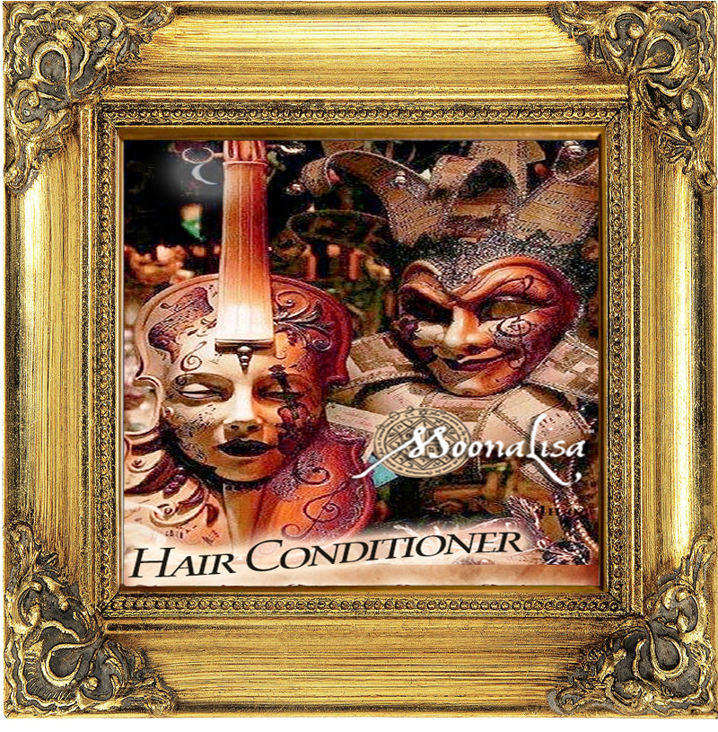 Hair Conditioner Mardis Gras & Tudor