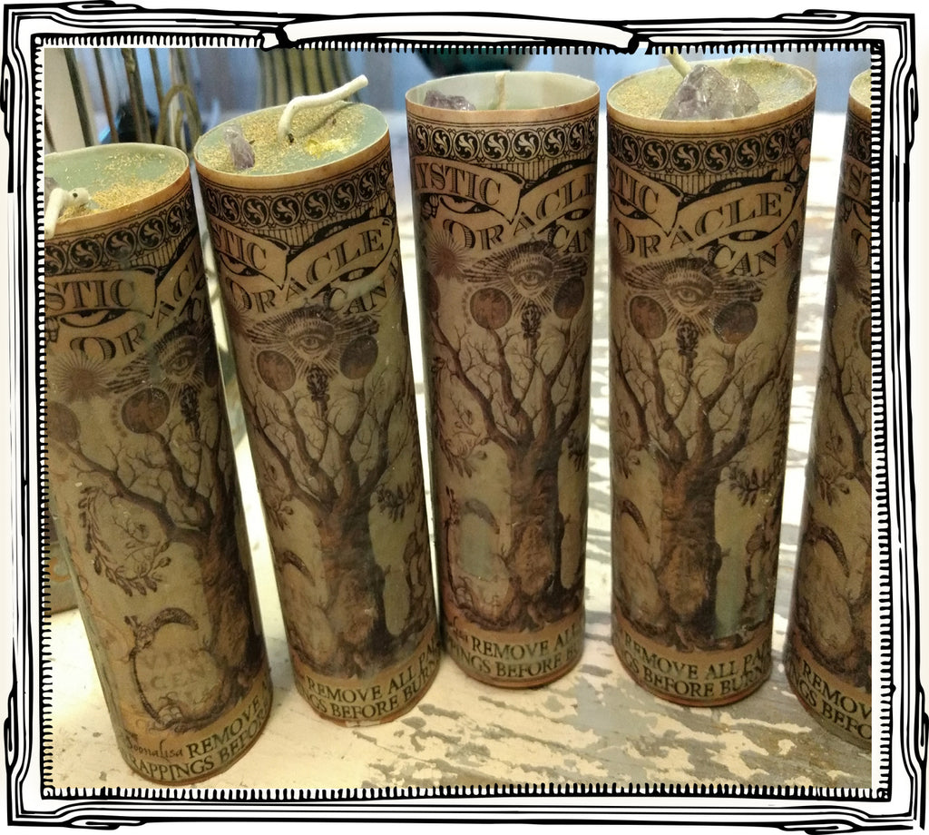Magic Pillar Candles