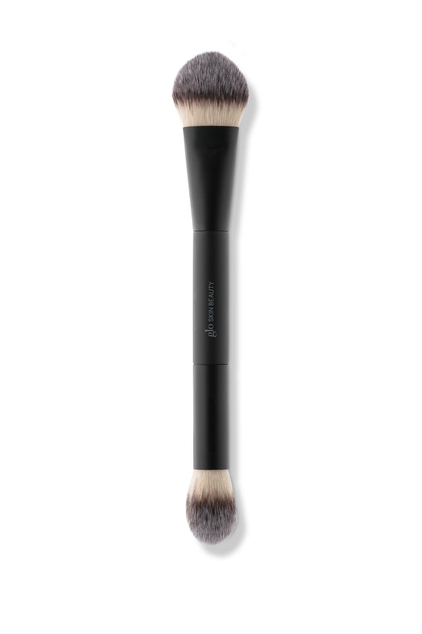 Glo Skin Beauty - Dual Contour & Highlighter Brush