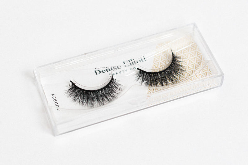 "Denise Elliott Beauty Co - ""Audrey"" Mink Lashes"