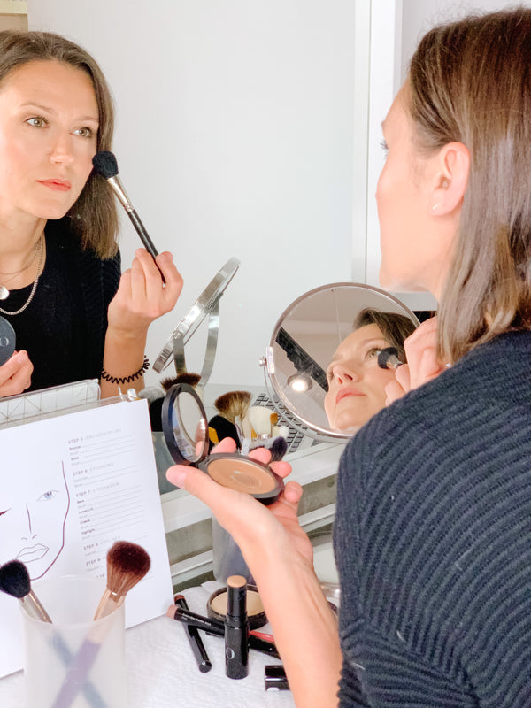 Virtual Grad One-on-One Makeup 60 minutes