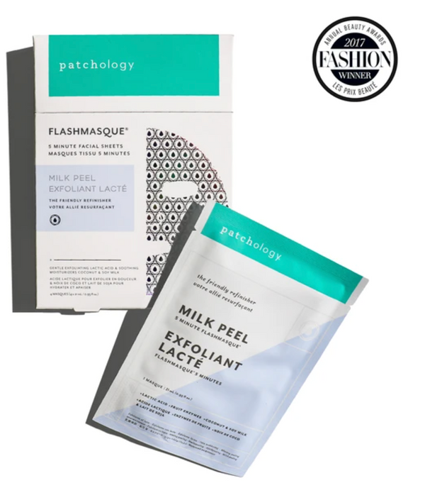 Patchology - FlashMasque® Milk Peel