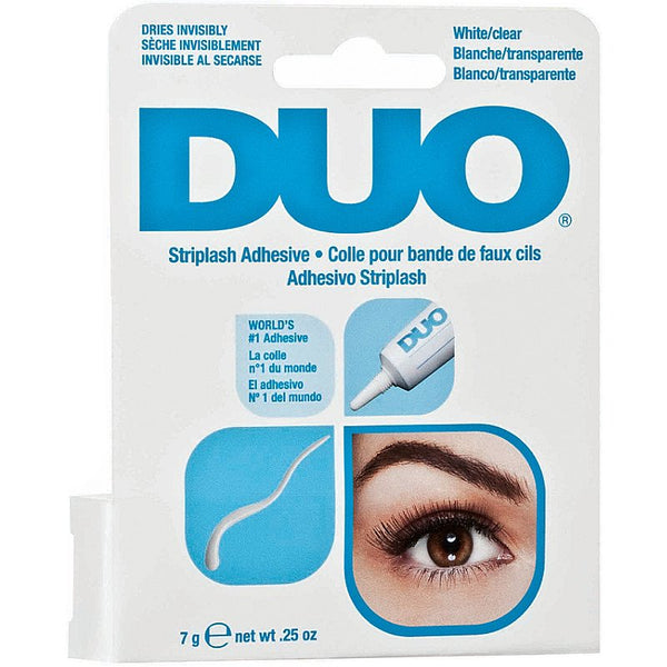 Duo - Eyelash Adhesive - White/Clear