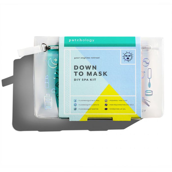 Patchology - Down to Mask Kit (a $70 value)