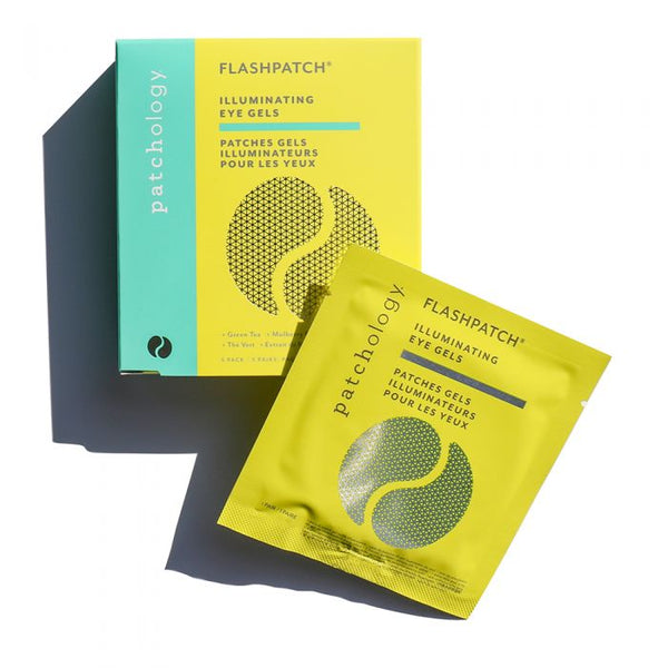 Patchology - FlashPatch® Illuminating Eye Gels - 5 Pack