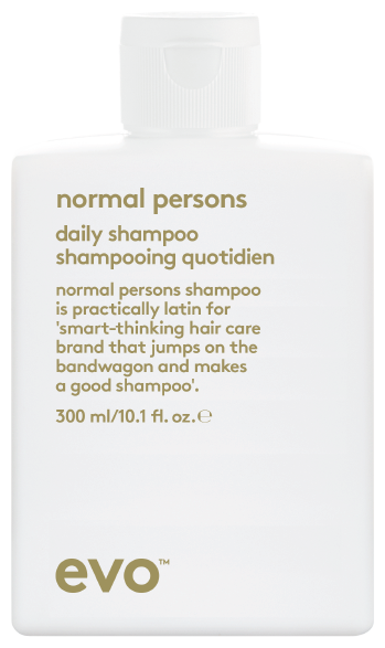 EVO - Normal Persons Shampoo 300ml
