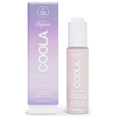 Coola - Sun Silk Drops Organic SPF 30 Sunscreen Serum