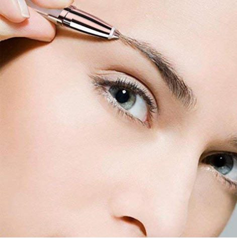 Image of Eyebrow Epilator Eyebrow Hair Removal Device Epilation