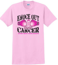 Load image into Gallery viewer, Knock Out Cancer T-Shirt
