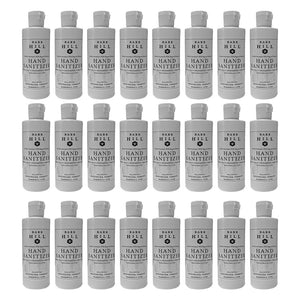 Barr Hill Hand Sanitizers 4oz - Full Case of 24 Bottles - Small Batch Sanitizers