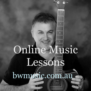 Online Music Lessons - Brensales.com