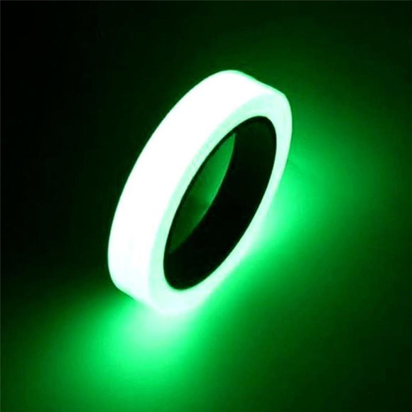 Glow in the Dark - Luminescant Tape - Brensales