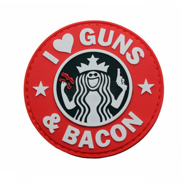 Pitchfork Guns & Bacon Patch - Rouge