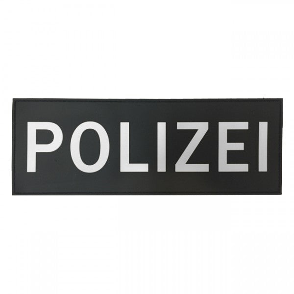 Pitchfork Polizei Patch - Large