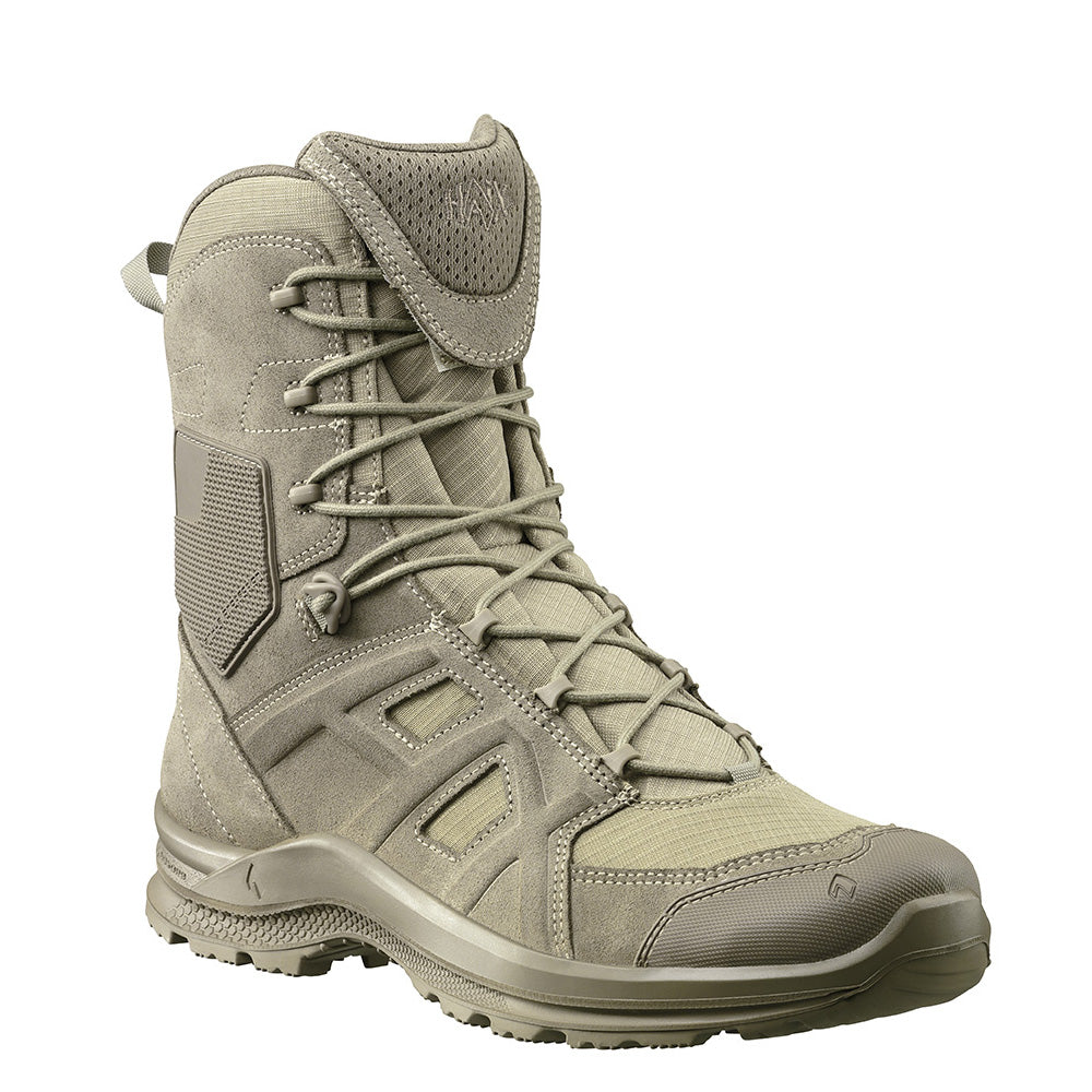 HAIX BLACK EAGLE ATHLETIC 2.0 V T HIGH/DESERT SIDEZIPPER