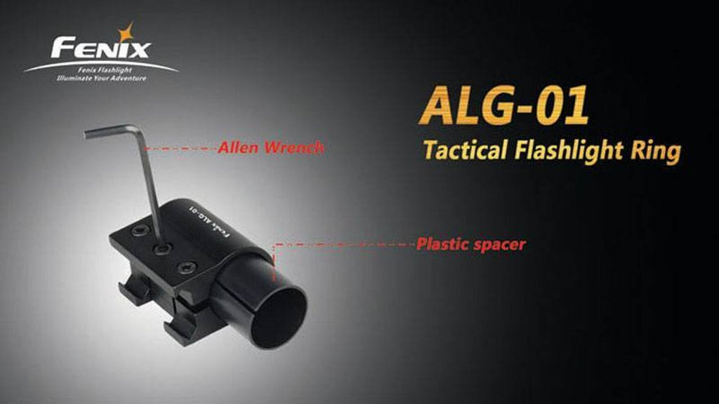FENIX ALG-01 FLASHLIGHT RING