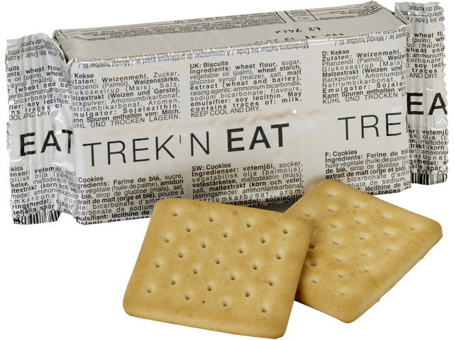 TREK'N EAT BISCUITS DE TREKKING