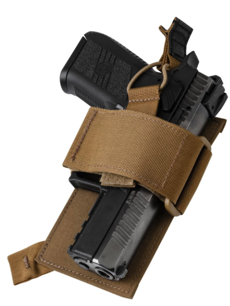 INVERTED PISTOL HOLDER INSERT® - CORDURA®