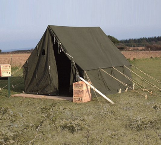 "TENT US ARMY ""SMALL WALL"""