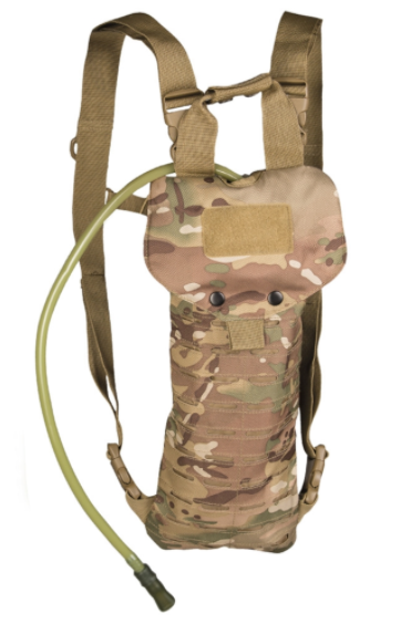 Sac hydratation laser cut 2.5L Multicam