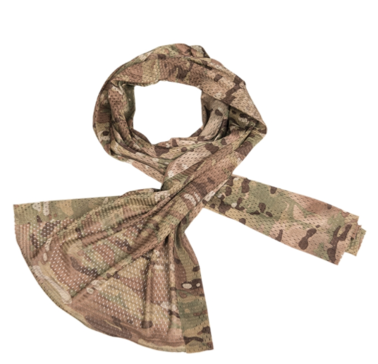 Echarpe filet multicam