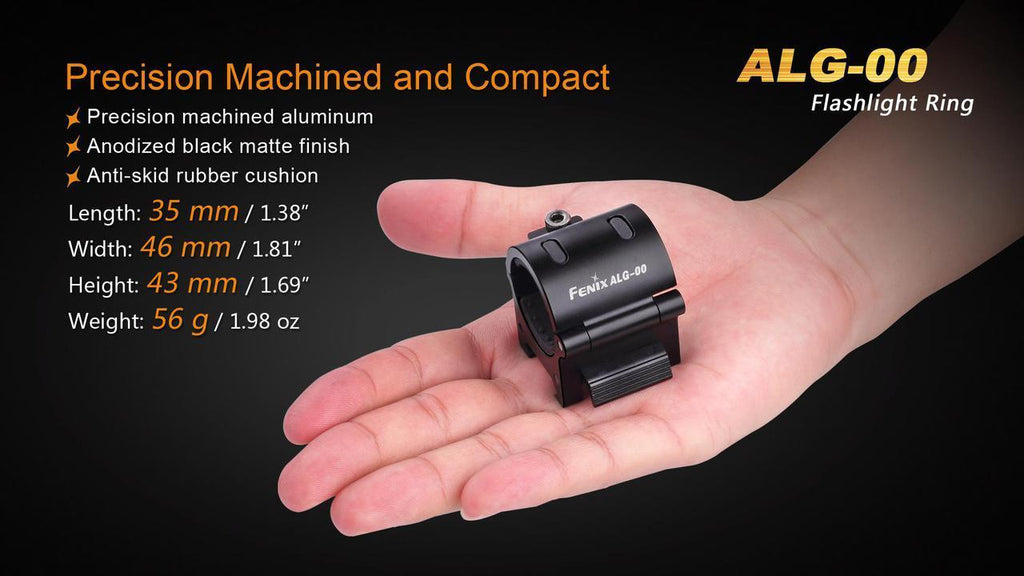 FENIX ALG-00 FLASHLIGHT RING