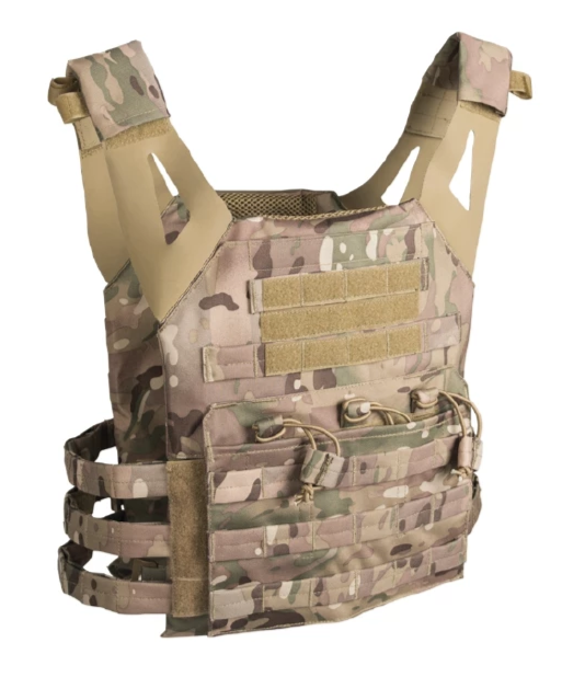PLATE CARRIER PLATE GEN 2 MULTICAM